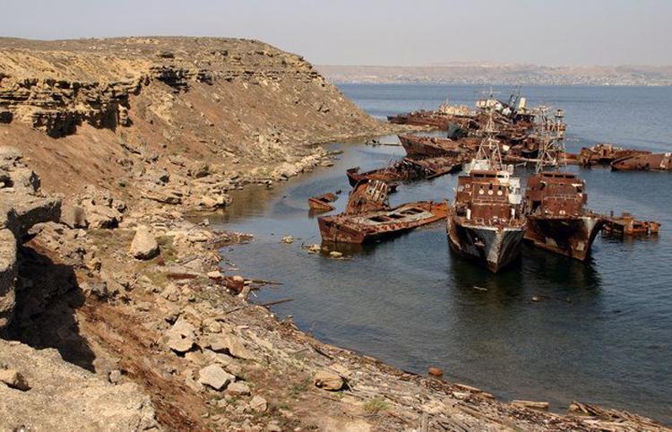 Азербайджанский Гулаг: остров смерти станет курортным городком?