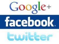Новое исследование показывает, что Facebook и Twitter уступают Google