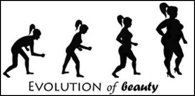 Такая разная «эволюция»…