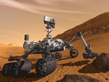 Марс и массовая деградация…