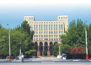 В Академии Наук Азербайджана найдена отрубленная голова — ФОТО