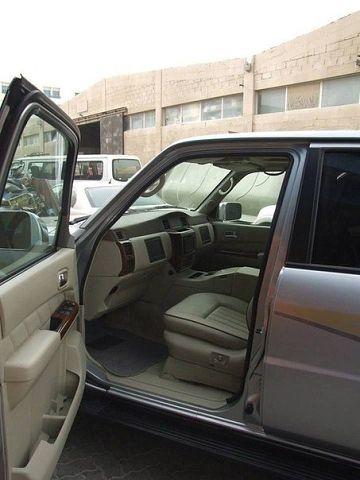 Как в Дубае «изуродовали» новый Ниссан Патруль (ФОТО)