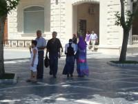 Баку: сложности общения с незнакомыми лицами противоположного пола