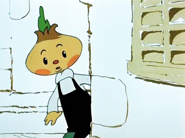 чиполлино из мультфильма фото