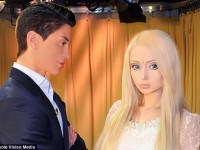 Куклы «Кен» и «Барби» — живые люди (ФОТО, ВИДЕО)