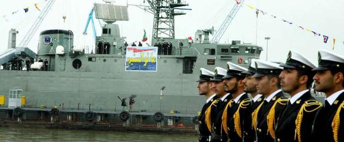 iran-military