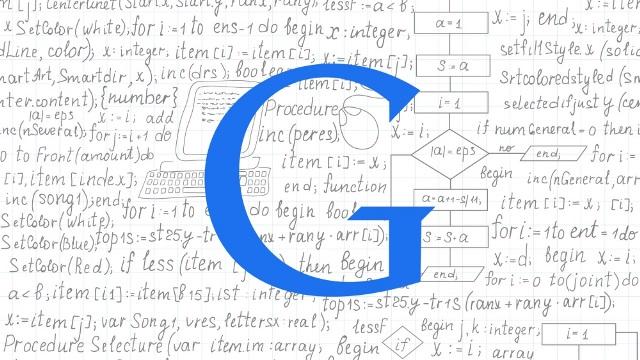 google-algoritm