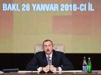 Речь президента: что нового мы узнали об Азербайджане