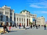 Объекты вокруг железнодорожного вокзала Баку снесут