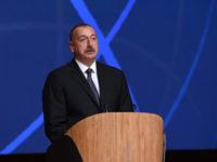«Таргетированная реклама» от президента Алиева