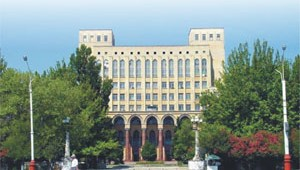 В Академии Наук Азербайджана найдена отрубленная голова - ФОТО