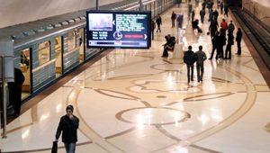 """""""Бомба"""" в бакинском метро или паршивая безопасность"""